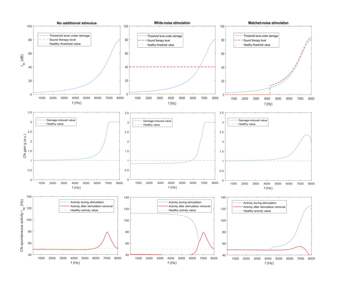 Sensory Systems/Computer Models/Simulation of Tinnitus