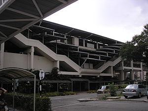Titiwangsa station - Image: Titiwangsa station (Star Line) (exterior), Kuala Lumpur