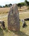 Tiya, parco delle stele, secondo gruppo, stele databili all'xi-xii secolo circa 23.jpg