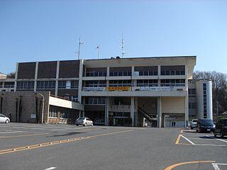 Toki, Gifu City in Chūbu, Japan
