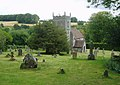 Tollard Royal's church - St. Peter ad Vincula - geograph.org.uk - 223450.jpg