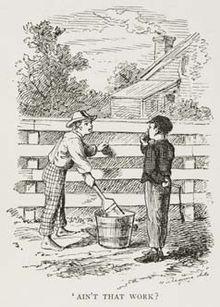 Le Avventure Di Tom Sawyer Wikipedia