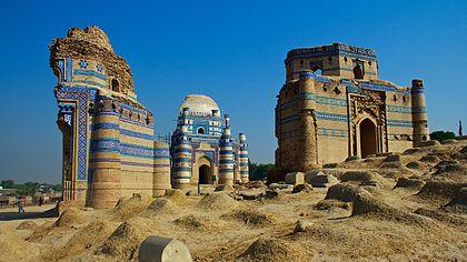 Tomb of Bibi Jawindi