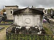 Tombe François Joseph Mot Cimetière Fontenay Bois 3.jpg