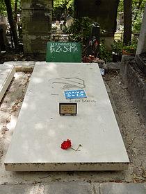 Tombe de Mano Solo (cimetière du Père Lachaise).JPG