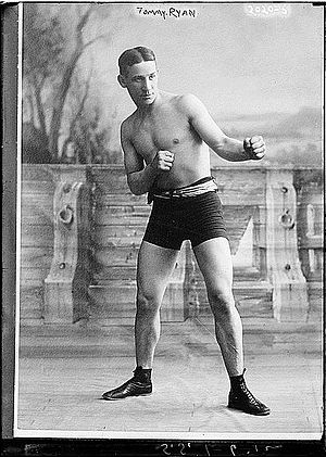 1900 in sports - Tommy Ryan was one of boxing's greatest champions