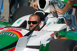 Sport in Lebanon - Tony Kanaan, the Lebanese Brazilian race-car driver