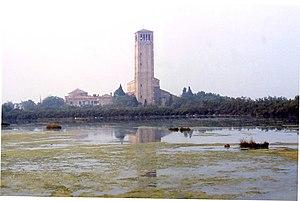 Die Kathedrale auf dem heute fast unbewohnten Torcello