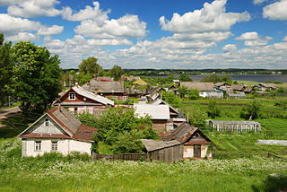 Toropets Town in Tver Oblast, Russia