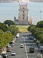 Torre de Belém (da avenida da Torre de Belém).jpg