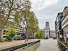 Torrington Square towards Senate House.jpg