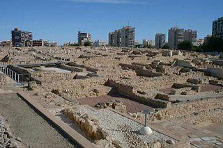 human settlement in Alicante, L