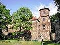 Toszek, zamek, XV.JPG
