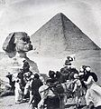 Touristen in Egypte - Tourists in Egypt.jpg