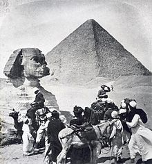 Cultural Tourism In Egypt Wikipedia
