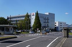 Toyota Boshoku Corporation HQ 120912.jpg
