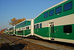 Trainspotting GO train - 432 headed by MPI MP40PH-3C - 637 (8123547787).jpg