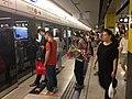 Trajno de limo kun ĉeftero ĉe Ŝenĵeno al la Centro (Honkongo) 22.jpg
