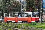 Tram 71-605 in Yaroslavl 02.jpg