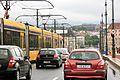 Tram in Budapest (5984357887).jpg