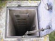 Tranwell bunker hatch 2