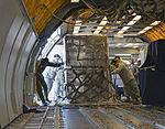 Travis planes carry MREs in support of firefighting effort in Alaska 150626-F-RU983-157.jpg