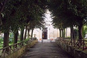 Tre Fontane Abbey - Image: Tre Fontane Roma fc 16