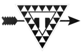 Triangle Film Corporation logo, 1915.png
