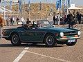Triumph TR 6 dutch licence registration DE-31-27 pic2.JPG