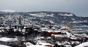Trondheim, Norway panorama.jpg