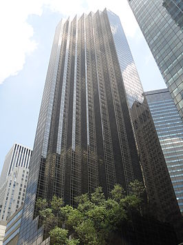 De Trump Tower in 2011