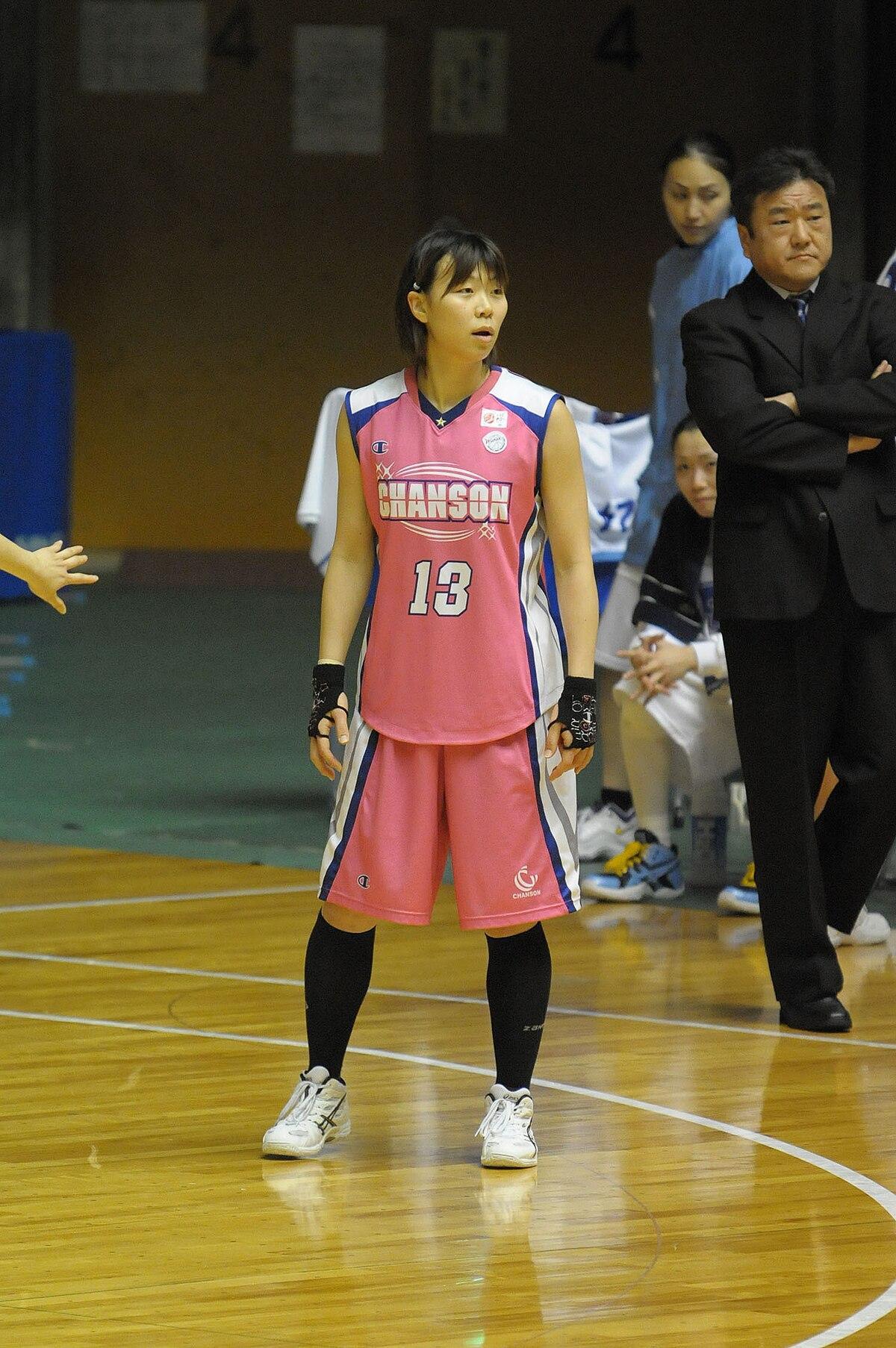 日本代表 バスケットボール 女子