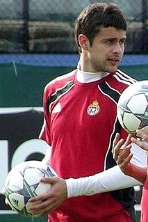 Tsvetan Genkov Bulgarian footballer