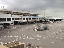 Tunis–Carthage International Airport - Wikipedia