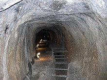 Tunnel of Eupalinos.jpg