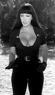 Tura Satana Japanese-American performer and dancer