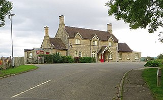 Turvey railway station