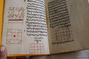 Nasir al-Din al-Tusi - A Treatise on the Astrolabe by Tusi, Isfahan 1505