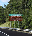 Tuskegee University I-85 Exit.JPG