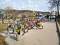 Tuzla - Nextbike station 1 (2019).jpg