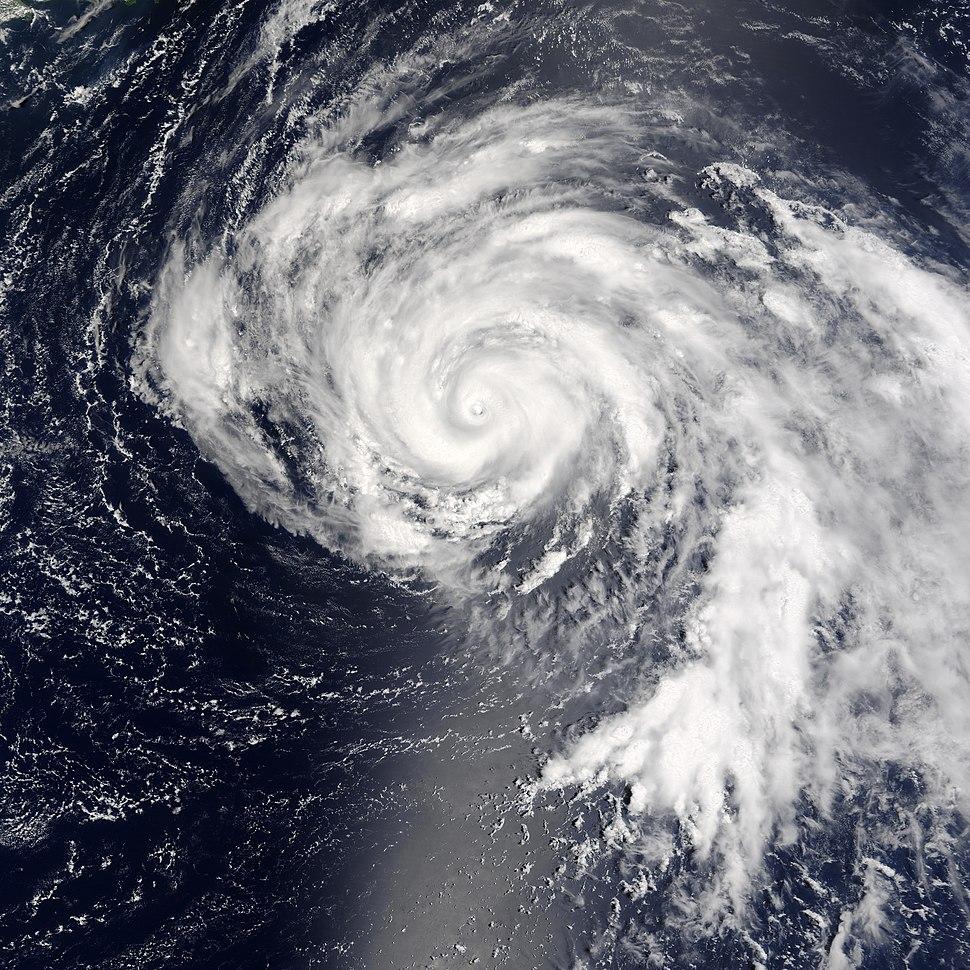 Typhoon Namtheun 2004