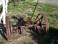 USA-San Miguel-Rios-Caledonia Adobe-Horse Mowing Machine.jpg