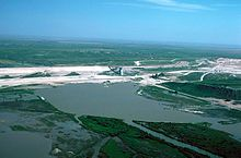 USACE Optima Lake and Dam.jpg