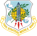 USAF - 706th Strategic Missile Wing