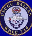 USCGC Dallas emblem.png