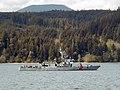 USCGC Zephyr (WPC-8) underway in Puget Sound on 13 April 2008.jpg