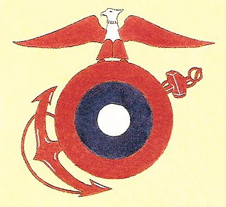 United States Marine Corps Aviation - Roundel used by the Marine Corps during World War I