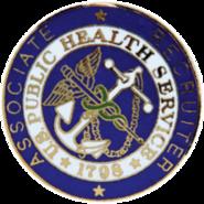USPHS Associate Recruiter Badge