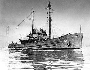 USS ATA-217