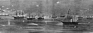 USS Bienville 1861